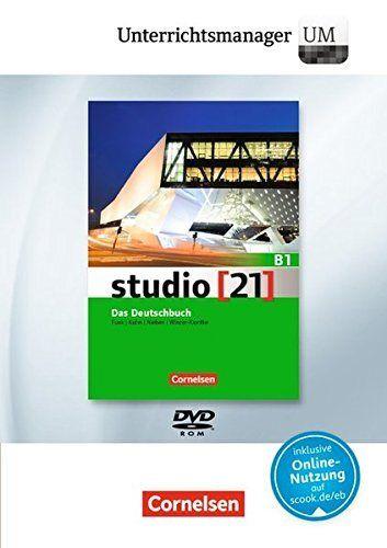 Studio 21 b1 dvd profesor