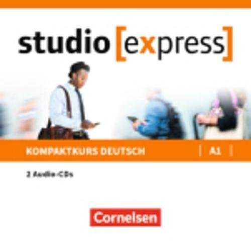 Studio express a1 audio cds