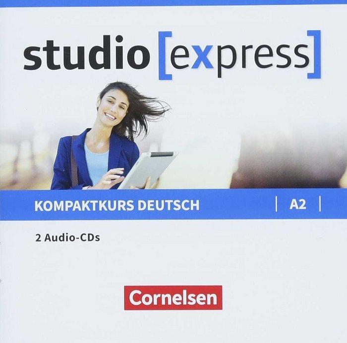Studio express a2 audio cds