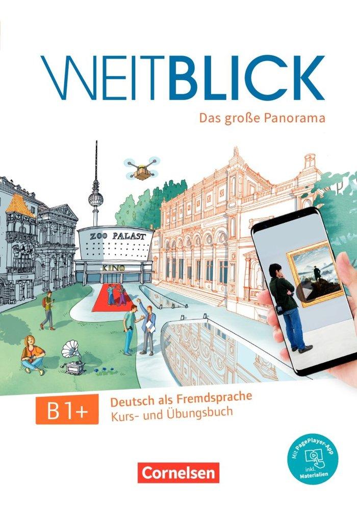Weitblick libro cuaderno