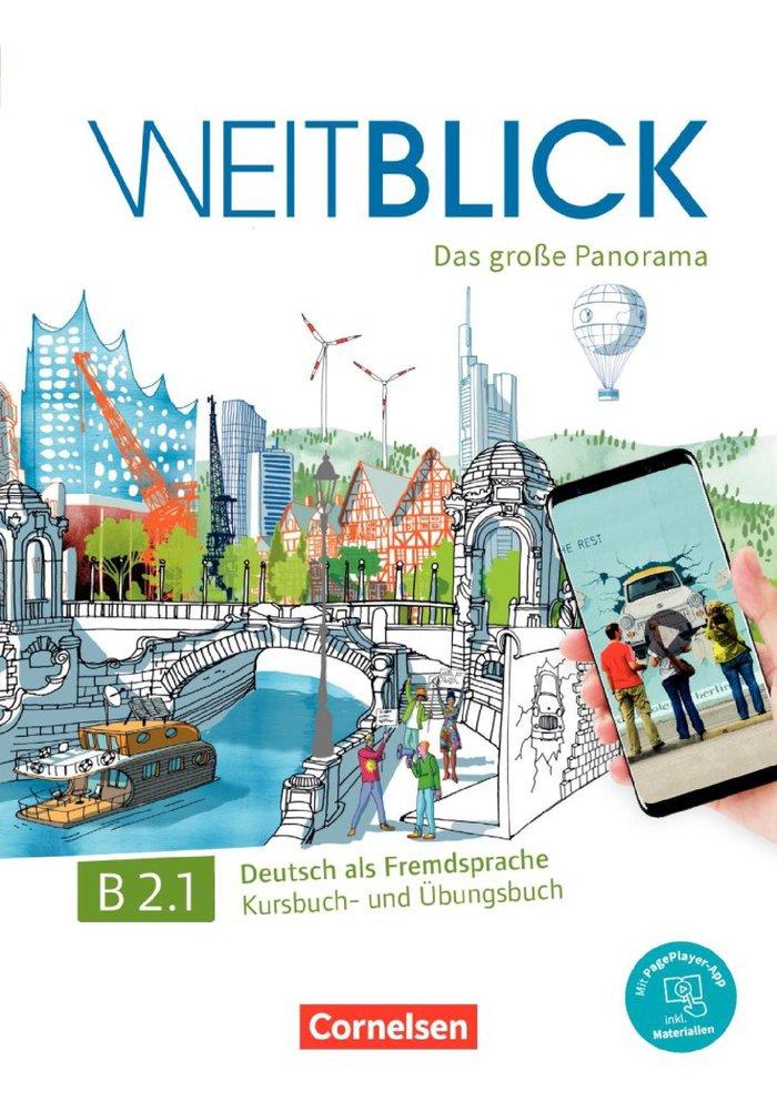 Weitblick b2 2 libro de curso y ejercicios