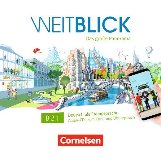 Weitblick b2.1 audio cd