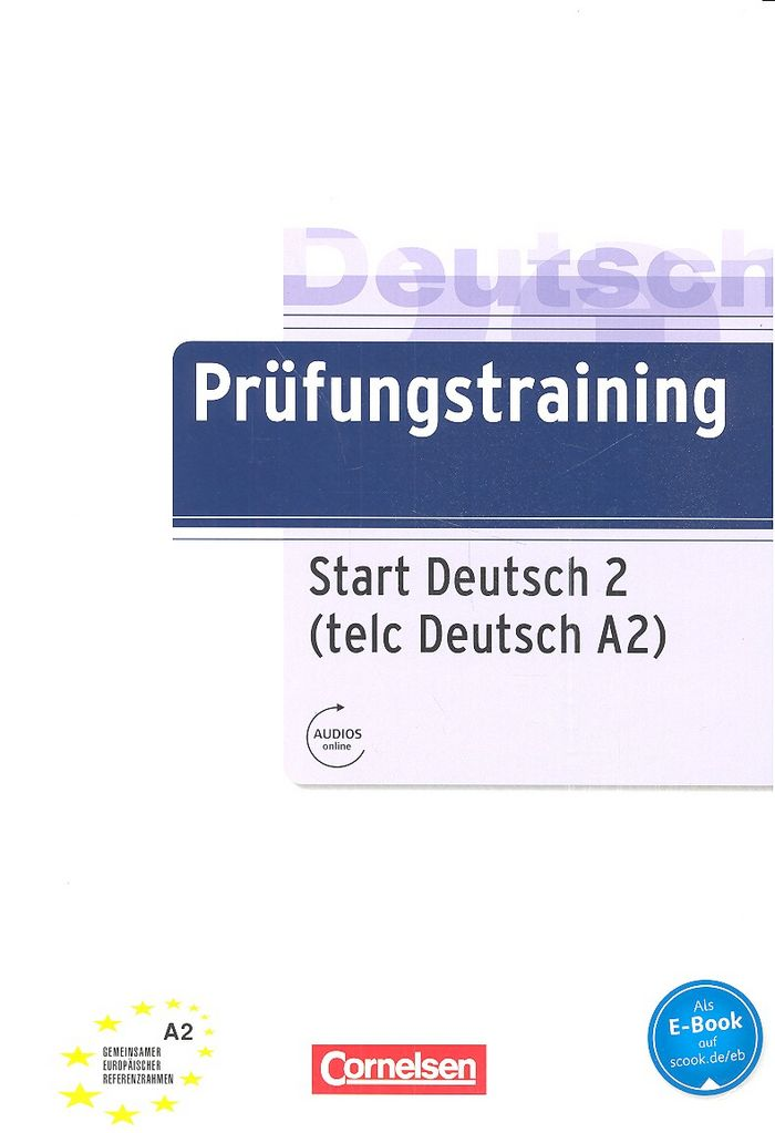 Prufungstraining telc deutsch a2