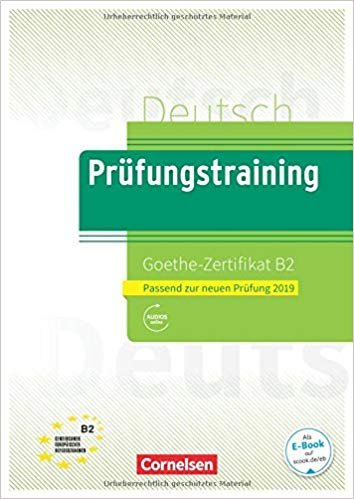 Prufungstraining goethe zertifikat b2