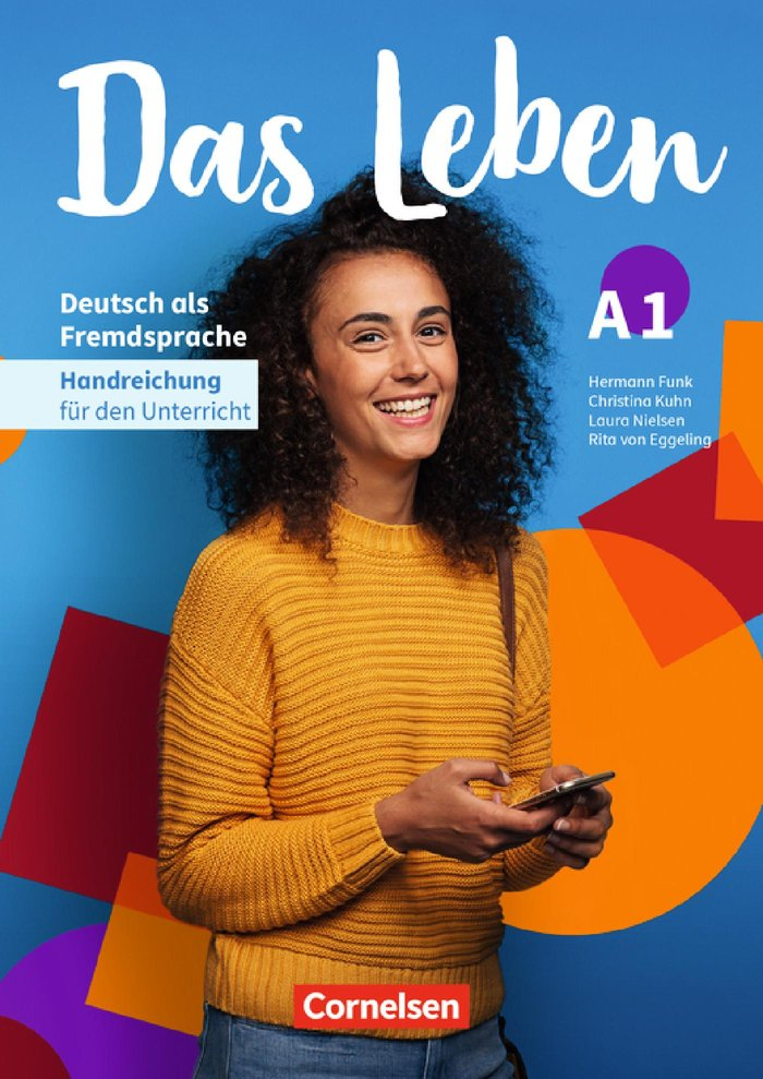 Das leban a1 - libro del profesor