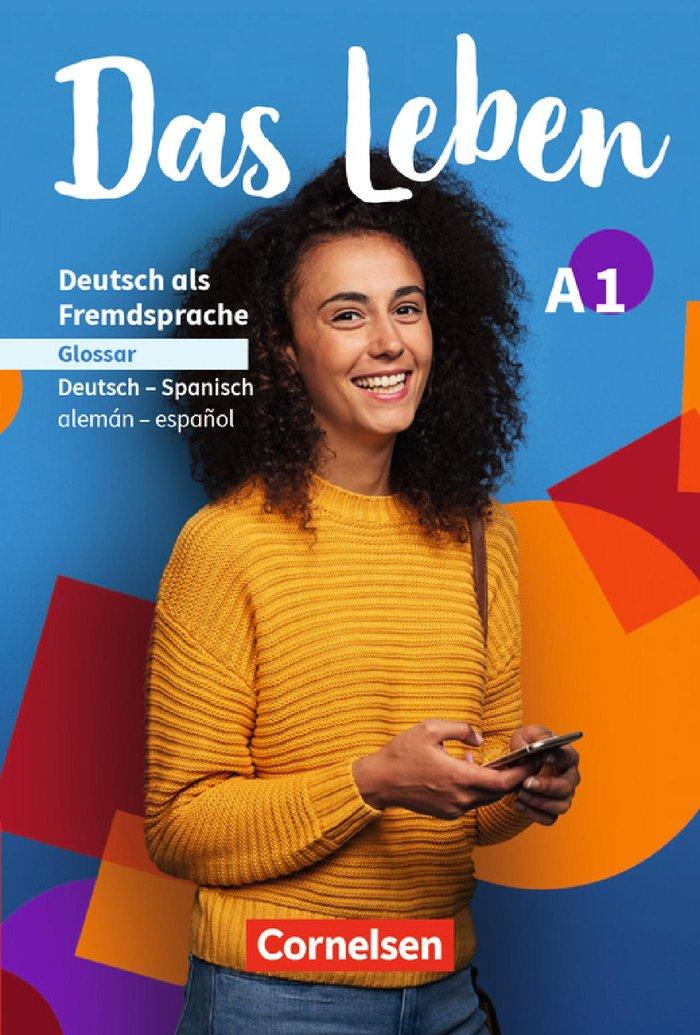 Das leben a1. vocabulario aleman español