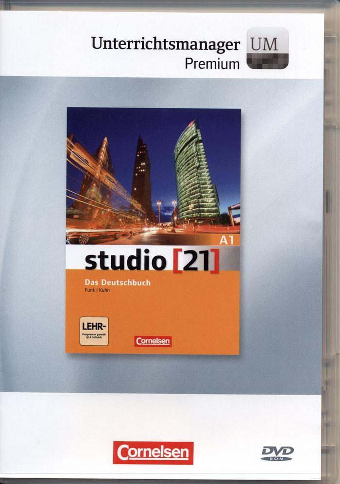 Studio 21 a1 dvd profesor