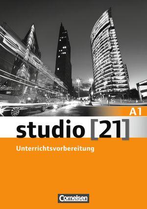 Studio 21 a1 libro profesor