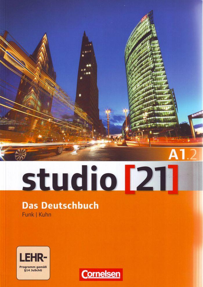 Studio 21 a1.2 band 2 curso y ejercicios +dvd