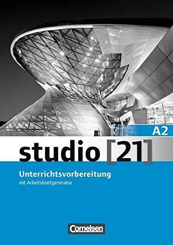 Studio 21 a2 libro del profesor