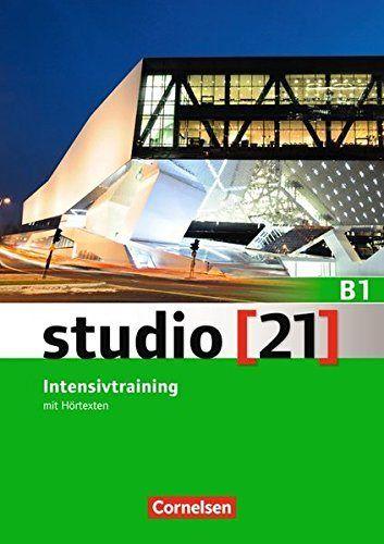 Studio 21 b1 libro de ejercicios cd