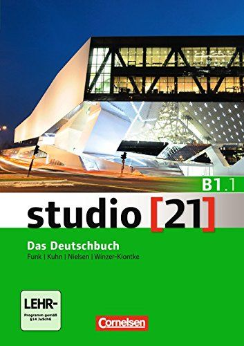 Studio 21 b1.1 curso
