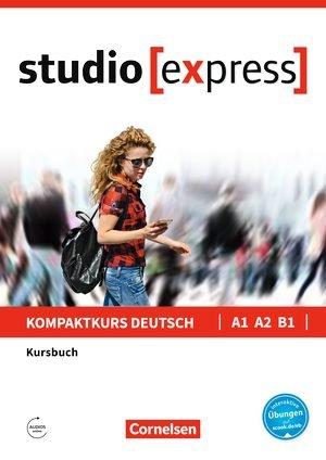 Studio express a1 a2 b1 libro de curso