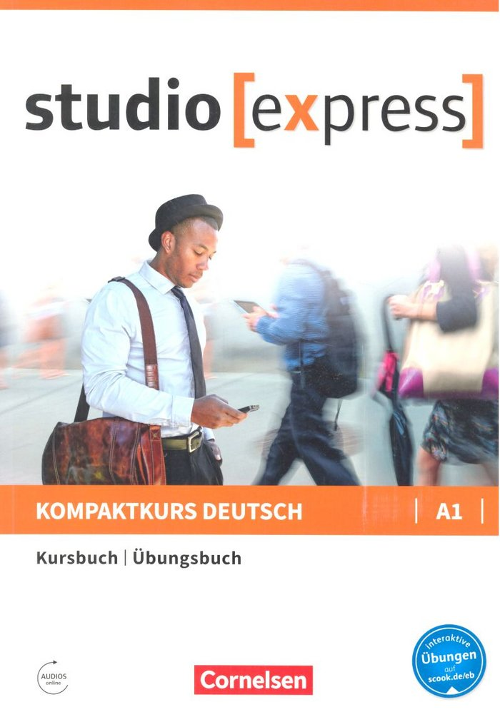 Studio express a1 libro de curso y ejercicios