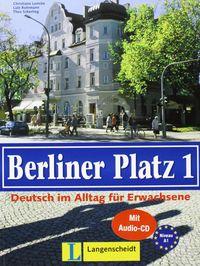 Berliner platz 1 alum+ejer+cd