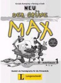 Neu der grune max 1 arbeitsbuch+cd