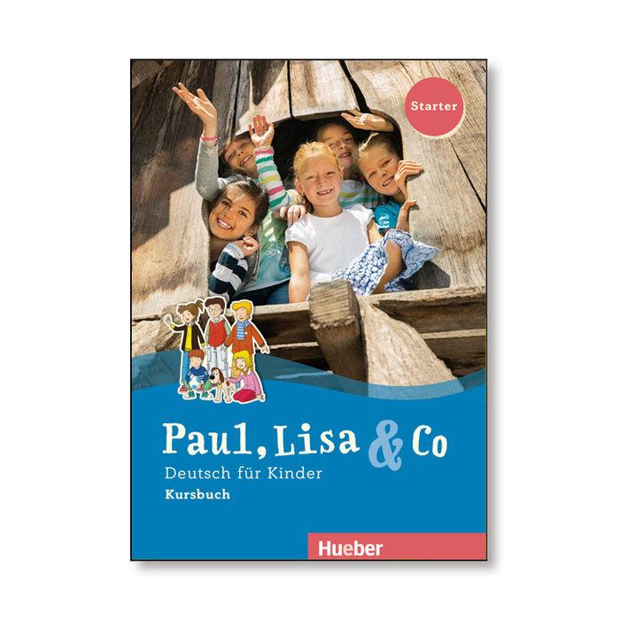 Paul lisa & co starter kursbuch