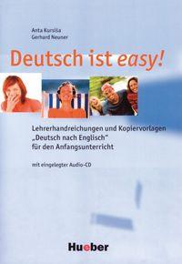 Deutsch ist easy ejercicios + cd audio