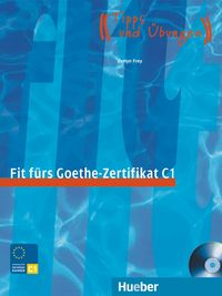 Fit f goethe-zertifikat c1 libro+cd
