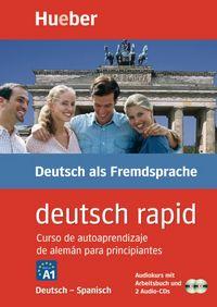 Deutsch rapid curso autoaprendizaje