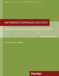 Unterrichtssprache deutsch neu