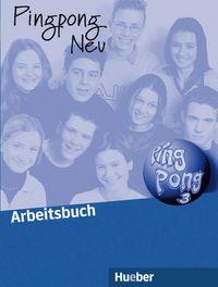 Ping pong neu 3 arbeitsbuch ejercicios