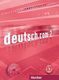 Deutsch com 2 arbeitsbuch+cd ejercicios+cd