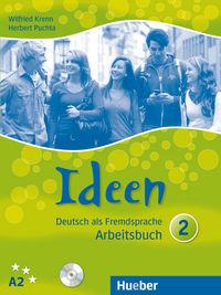 Ideen 2 arbeitsbuch+cd ejercicios