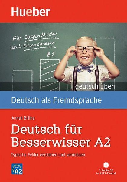 Deutsch fur besserwisser a2(l+cd-aud.)