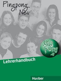 Ping pong neu 2 lehrerhandbuch profesor