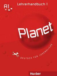 Planet 1 lehrerhandbuch profesor