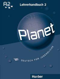 Planet 2 lehrerhandbuch profesor