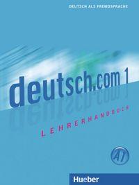 Deutsch com 1 lehrerhandbuch profesor