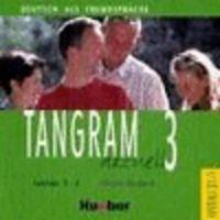 Tangram aktuell 3 b1-1 l1-4 cd kursbuch