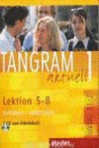 Tangram aktuell 3 b1-2 l5-8 cd kursbuch