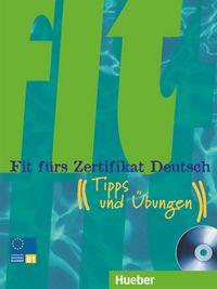 Fit fuers zertifikat deutsch libro+cd