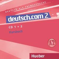 Deutsch com 2 audio-cd kb