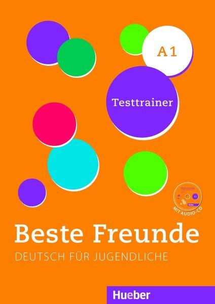 Beste freunde a1 testtrainer + cd-audio
