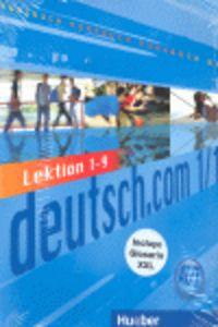 Deutsch com a1 1 kursbuch+xxl l 1-9