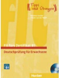 Fit furs zertifikat b1. lehrbuch + 2-cds
