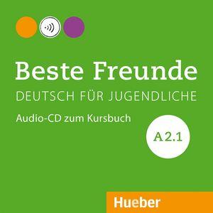 Beste freunde a2 1 cd audio