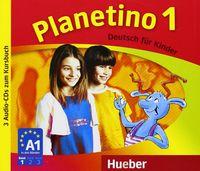 Planetino 1 audio 3cd