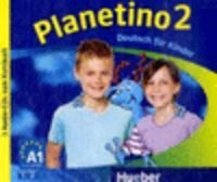 Planetino 2 audio-cd
