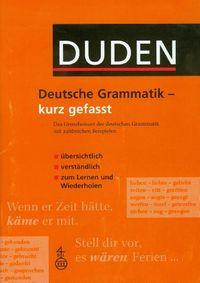 Duden deutsche grammatik - kurz gefasst