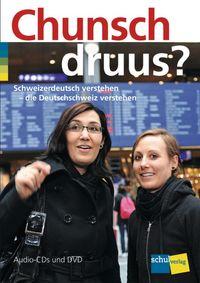Chunsch druus buch+4cd+dvd