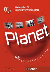 Planet 1 cd-rom interaktive whiteboards