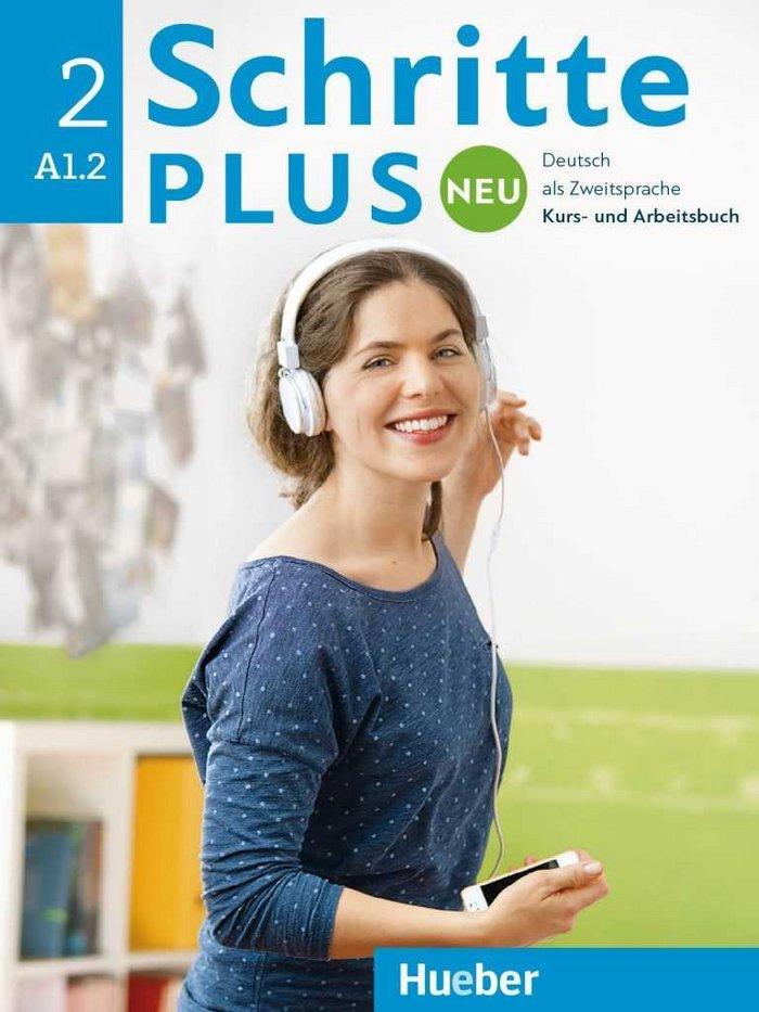 Schritte plus neu 2 kb+ab+cd-audio