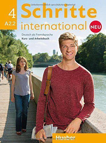 Schritte international neu 4 kb+ab+cd-audio