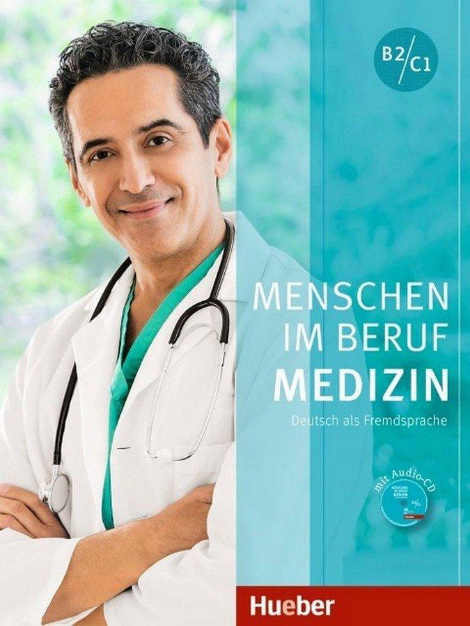 Menschen im beruf-medizin.b2-c1.kb+cd (alum.)