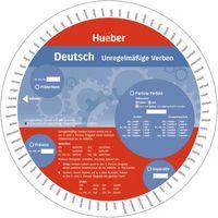 Wheel deutsch-unregelmaessige verben